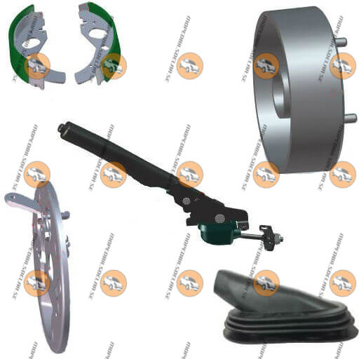 Brakes, Mechanical system