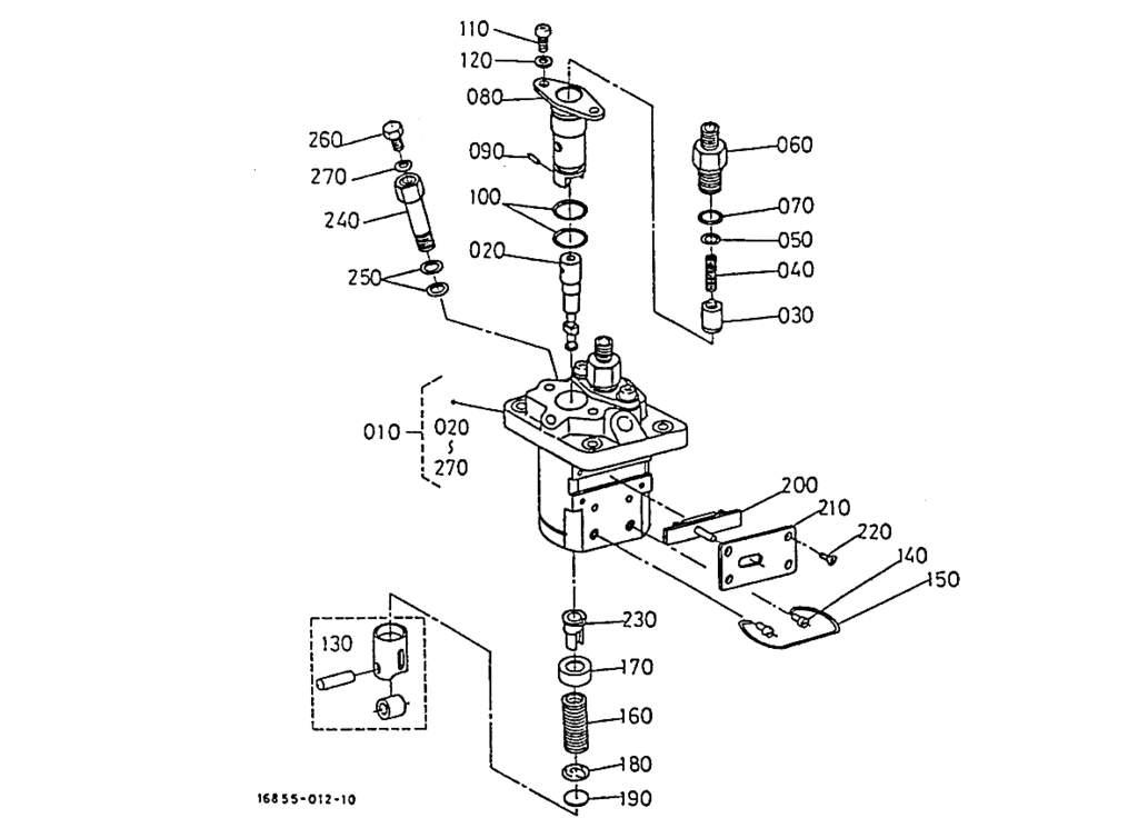 Kubota Injector Pump Diagram 28 Wiring Diagram Images